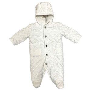 Ralph Lauren Baby Barn Bunting Snowsuit 3 months